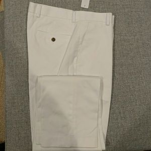 Brooks Brothers Flat Front Chinos